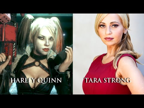 The Voices of Arkham Knight Voice Actors and Characters in Batman