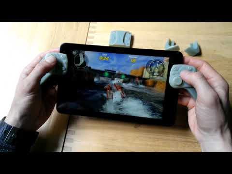 Demo: A Versatile Controller Concept for Mobile Gaming
