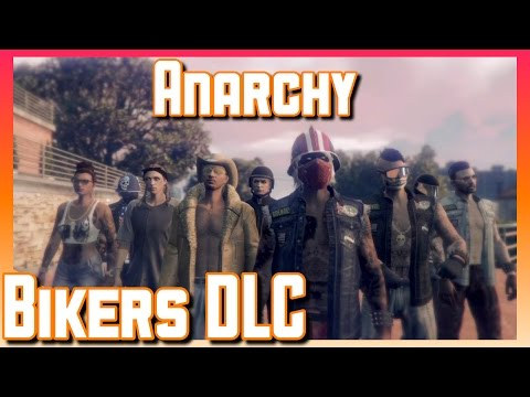 Bikers DLC Madness  Trolling  GTA V online Gameplayz