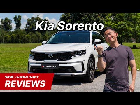 2020 KIA Sorento 2.2L Diesel 7-Seater Singapore | sgCarMart Reviews