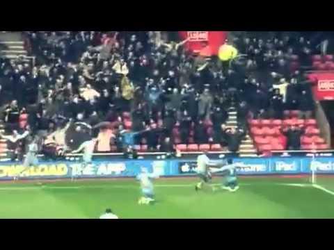 Andy carroll   West ham united all goals   2013-15 HD