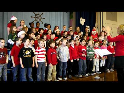 Atherton Hough School 3rd Grade - North Pole Rock-n-Roll