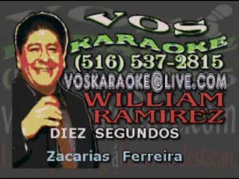 Zacarias Ferreira Ft YenddiDiez segundos (NO karaoke) Subtitulada