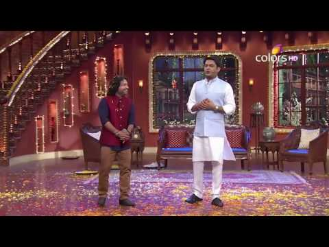 Comedy Nights With Kapil - Kailash Kher - Hansi Ke Rang - 15th March 2014 - Full Episode (HD)