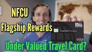 NFCU Flagship Reward Credit Card