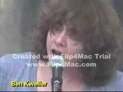 Ben Kweller at Lollapalooza - Magic