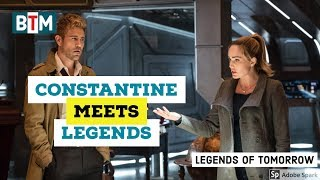 "Legends of Tomorrow Season 3 Episode 10 - Constantine Meets Legends ""Daddy Darhkest"" (HD)"