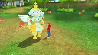 Digimon Masters Online - Armadillomon - all evolutions and attacks
