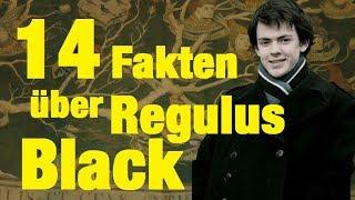 14 FAKTEN über Regulus BLACK