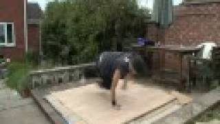 OLD Footwork and freestyle sets