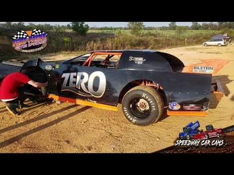 #ZERO Dewayne Horton - B-Hobby - 9-22-18 Fort Payne Motor Speedway - In Car Camera