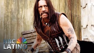 Danny Trejo: From 'Machete' Man To Doughnut King | NBC Latino | NBC News