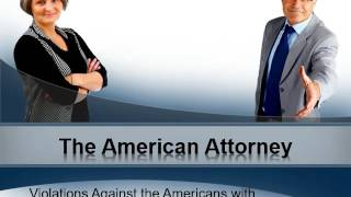 Violations Against American Veterans and the American Attorney