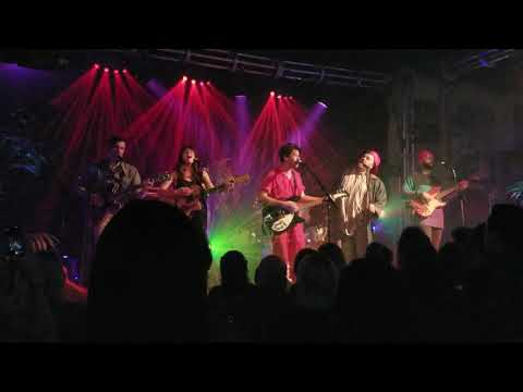 """The Brummies with Madi Diaz and Fancy """"Call Me Anytine"""" at 3rd and Lindsley in Nashville 1/6/19"""