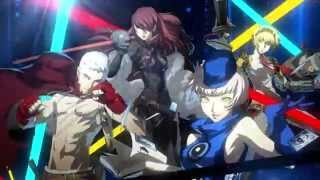 Persona 4 Arena: The Ultimax Ultra Suplex Hold - Trailer for new Playable Characters [PS3]