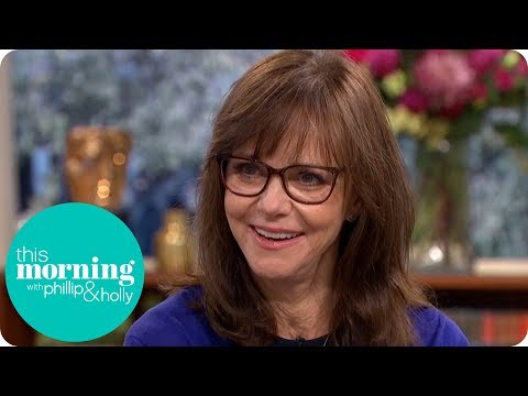 Sally Field Opens Up About Her Relationship With Burt Reynolds | This Morning
