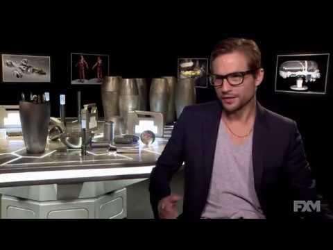 Logan Marshall-Green 'Prometheus' Interview