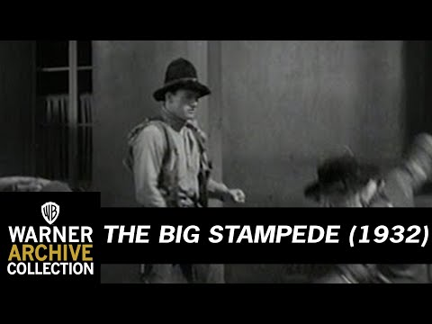 The Big Stampede (1932) – Get Off That Kid!