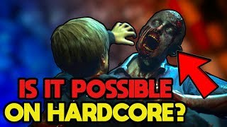 Is it Possible to Kill EVERY ENEMY on Hardcore Mode in Resident Evil 2?