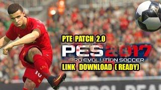 [PES 2017] cara install patch pte 2 0 pes 2017 (CRACK CPY) + link installer