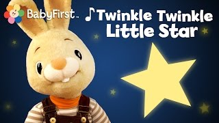Twinkle Twinkle Little Star | Harry the Bunny | BabyFirstTV
