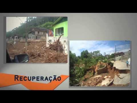 Projeto - Defesa Civil na escola - Blumenau (Project - Civil Defence at school) Leg: PT/EN