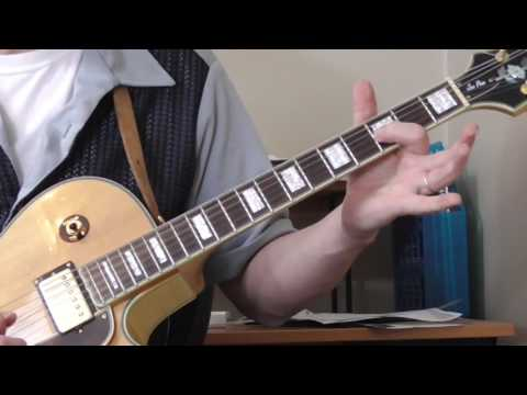"Howlin' Wolf Guitar Lesson - ""Howling For My Darling"""