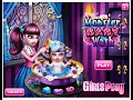 Monster High Online Games - Monster High Baby Bath Game