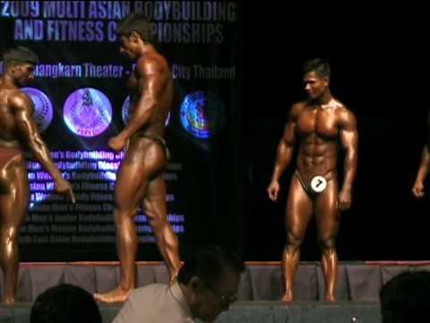 Asian Classics 2009 - Below 165cm (Pose Down)