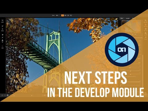 Next Steps in Develop: Process Your Raw Photos – ON1Photo RAW