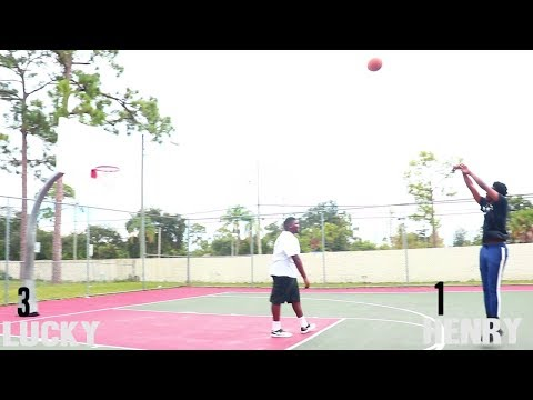 ANY YOUTUBER CAN GET THIS 1 ON 1!!!! (BASKETBALL CHALLENGE)