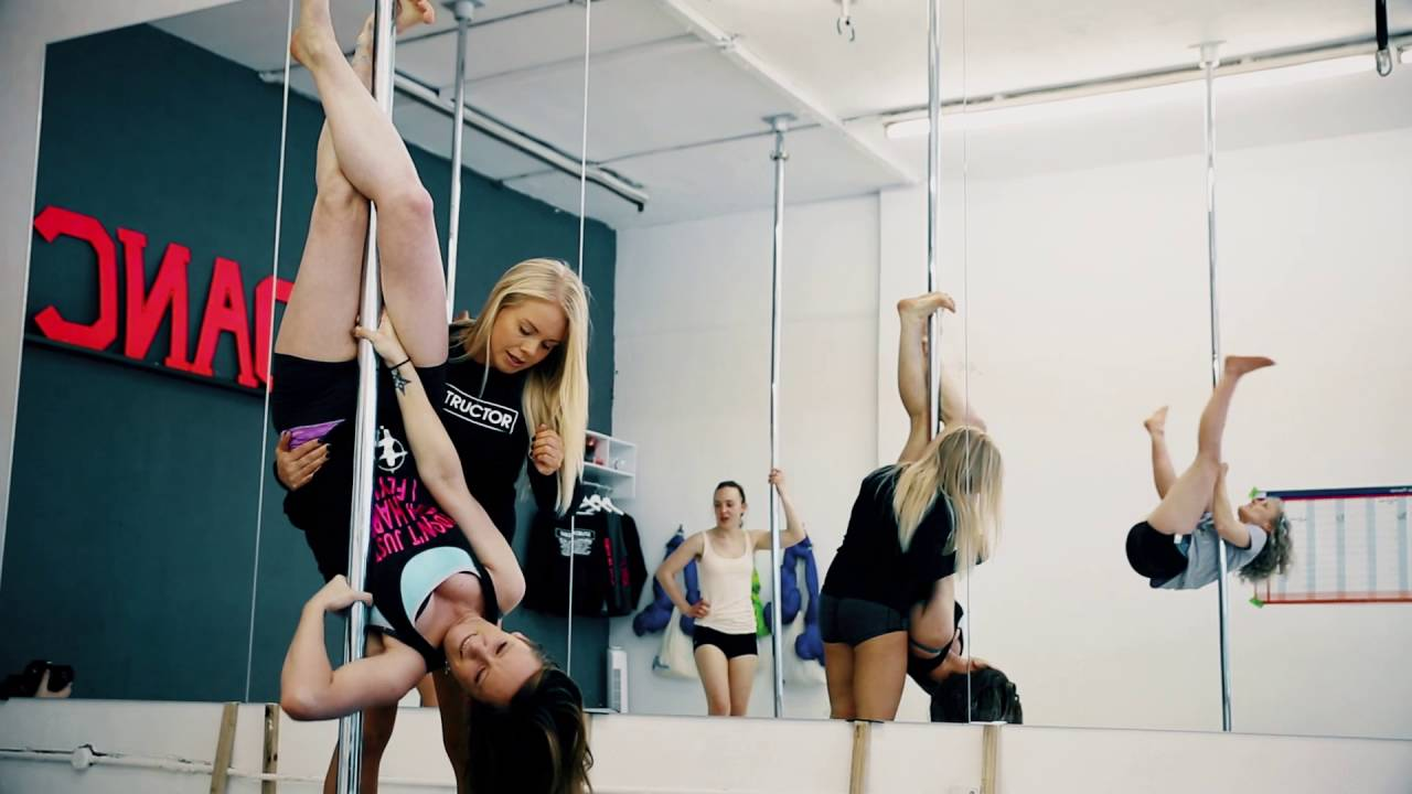 Download Active Air Fitness - Pole Dancing Classes