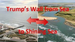 Trump's Wall From Sea To Shining Sea