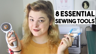 8 Sewing Essentials You Can