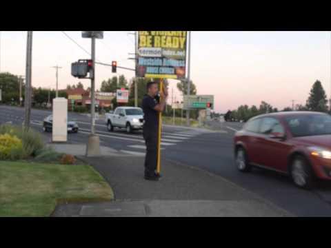 Street Preach Gresham 8 -7 -15