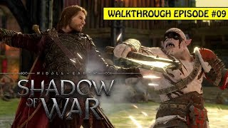 Middle-earth: Shadow of War   Walkthrough Episode # 09 - Lovers of Game