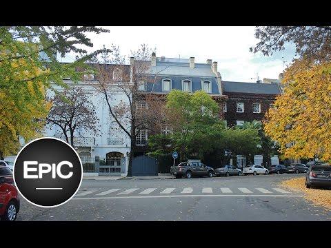 Barrio Parque (Palermo Chico) - Buenos Aires, Argentina (HD)