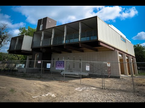 Amazing shipping container homes pv14 by michael gooden design youtube - Amazing shipping container homes ...