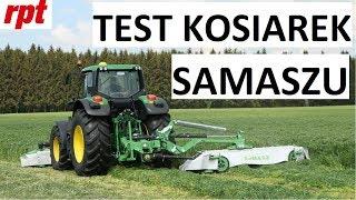Zestaw kosiarek dyskowych Samasz w teście RPT