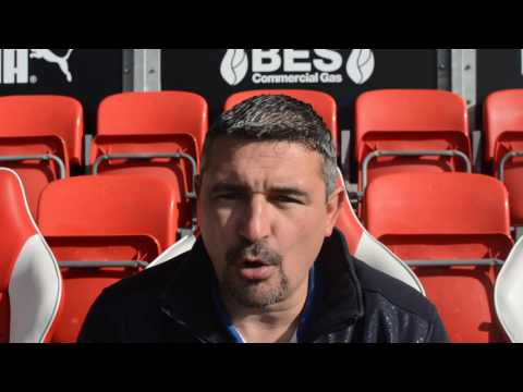 INTERVIEW: Rangers legend Charlie Miller on match at Highbury
