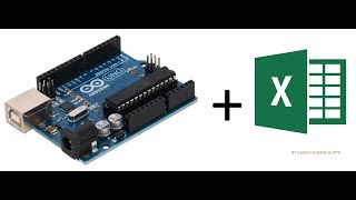 Arduino with MS-EXCEL(USING PLX-DAQ)