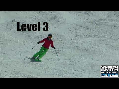 Warren Smith Ski Academy - LEVEL 3 SKIER