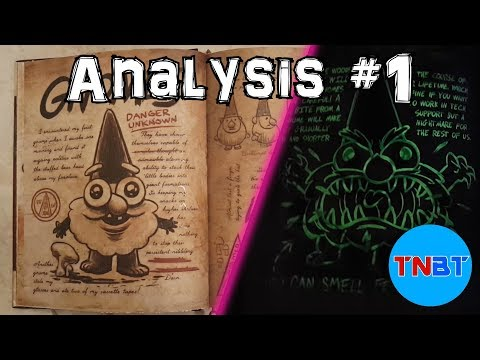 Journal 3 Special Edition Analysis #1 FERAL Gnomes & The Undead   TNBT