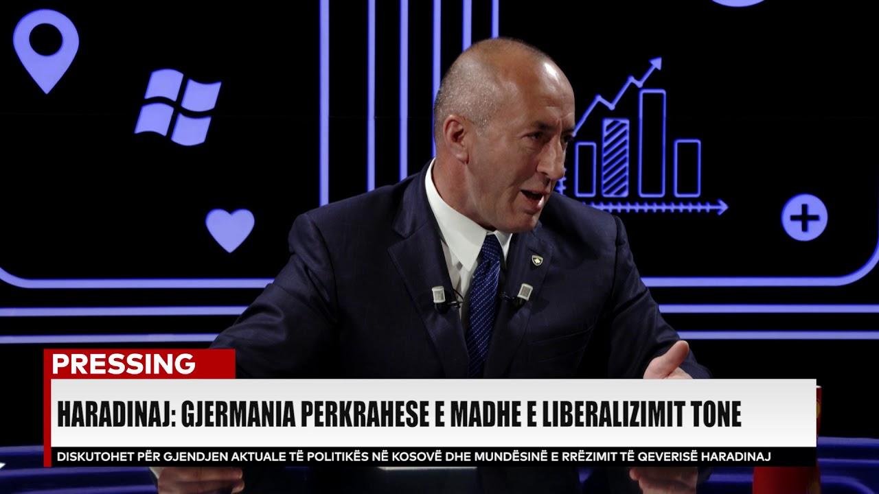 PRESSING, Ramush Haradinaj - 22.05.2019