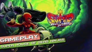 Super House of Dead Ninjas Gameplay PC HD