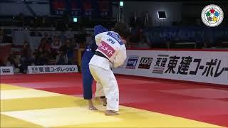 YOSHIDA (JPN) Judo vine