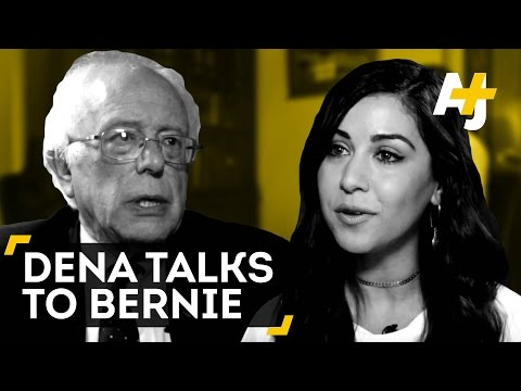Bernie Sanders Talks Democrats, President Trump, Palestine And Syria