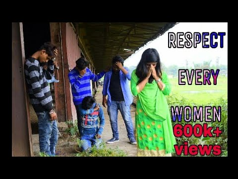 RESPECT EVERY WOMEN BY CMB