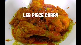 CHICKEN LEG JOINT MASALA RECIPE/ how to make chicken leg joint masala