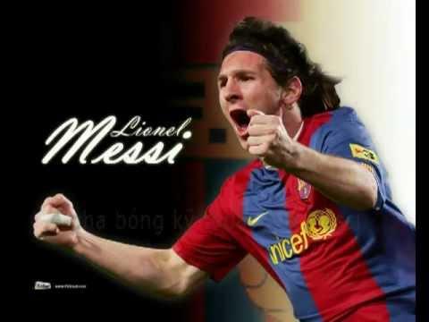 Kỹ thuật đi bóng của Messi.mp4
